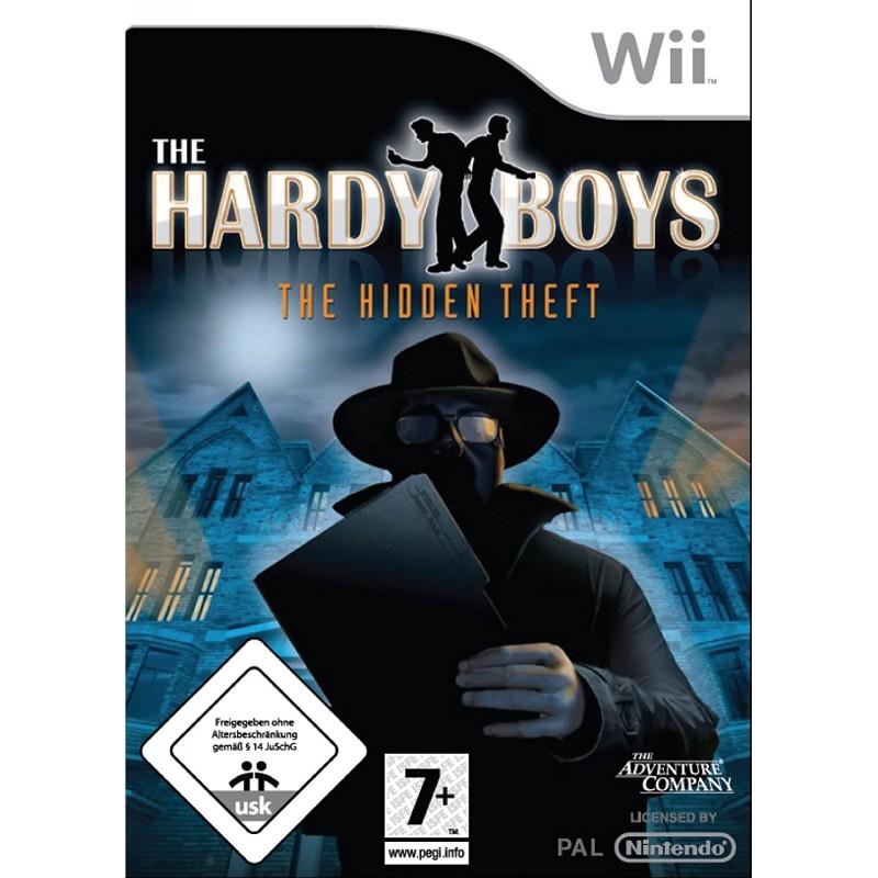 The Hardy Boys The Hidden Theft Wii