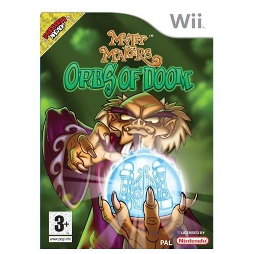 Myth Makers Orbs of Doom Wii