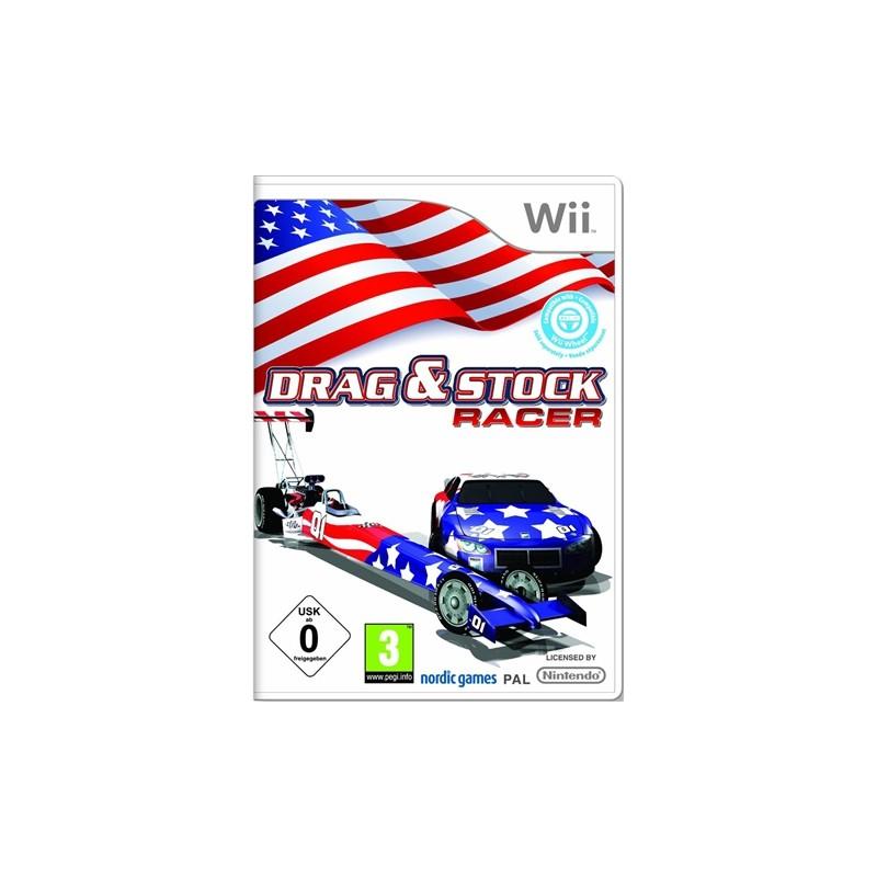Drag & Stock Racer Wii