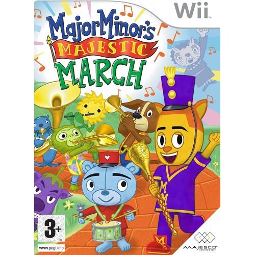 Major Minor's Majestic March USADO Wii
