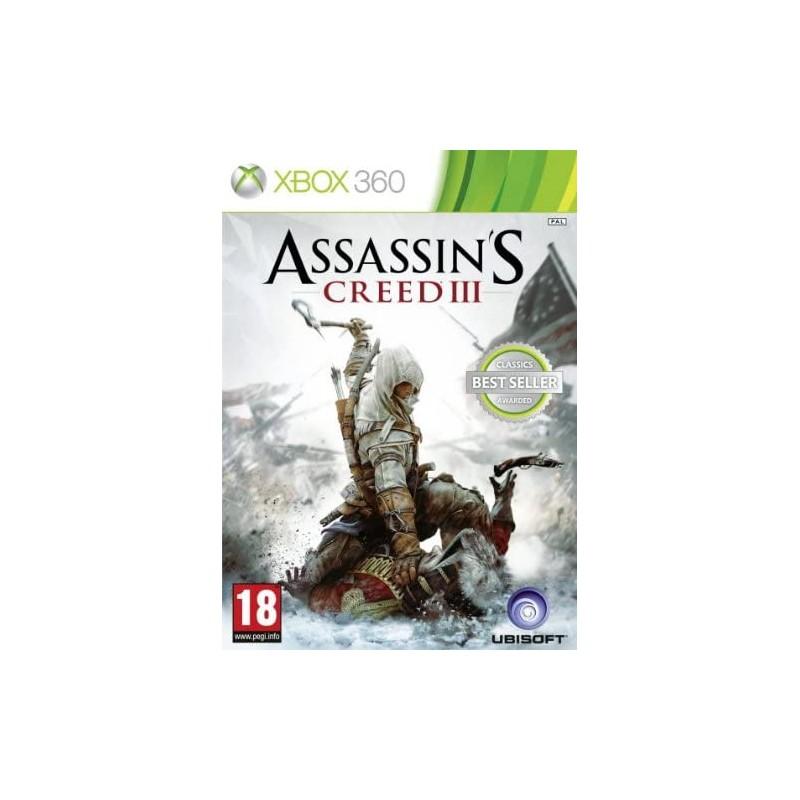 Assassin's Creed III (classics) Xbox 360