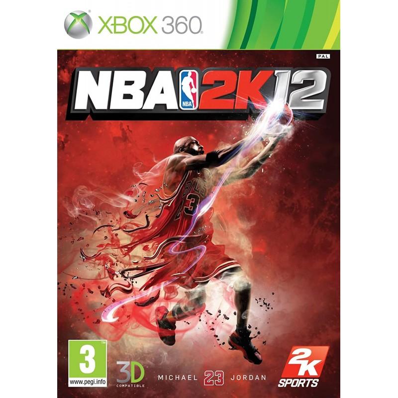 NBA 2K12 Xbox 360