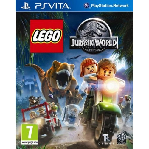 Lego Jurassic World PSVita