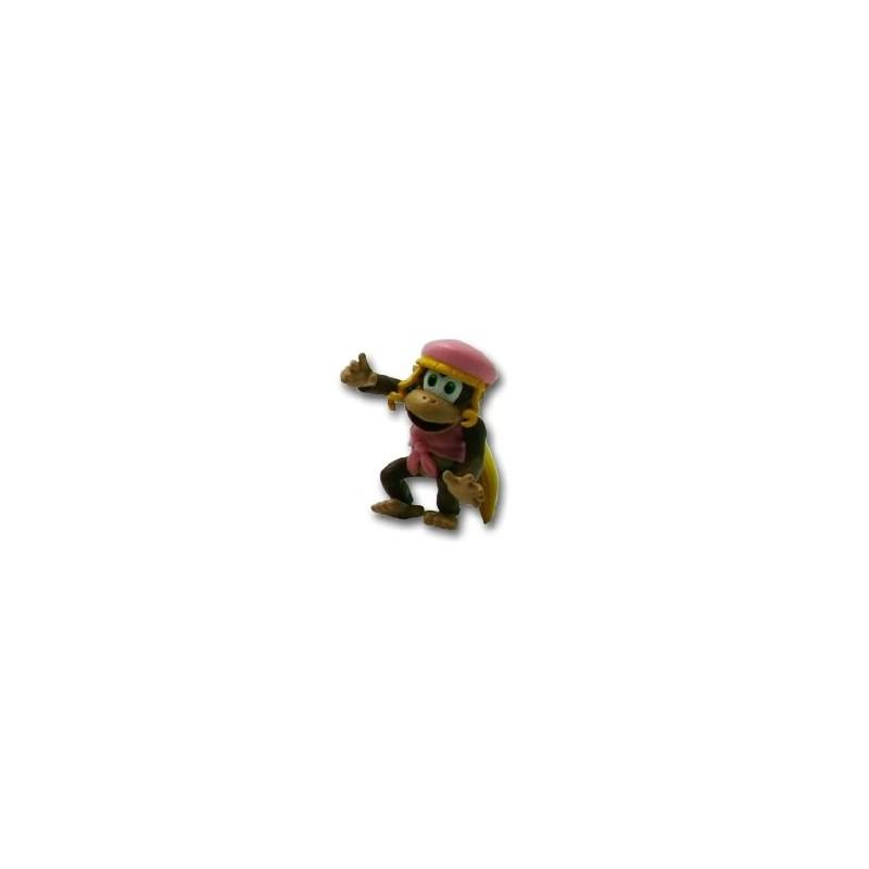 Figura Super Mario Bros Dixie Kong