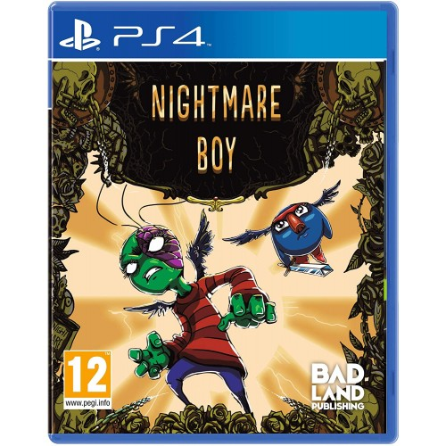 Nightmare Boy PS4