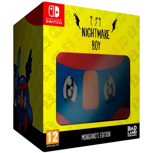 Nightmare Boy Mongano´s Edition Nintendo Switch
