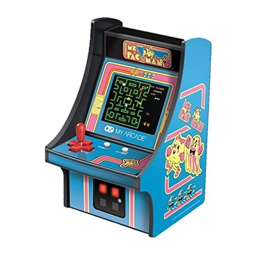 Consola Retro Arcade Micro Player Mrs Pac-Man