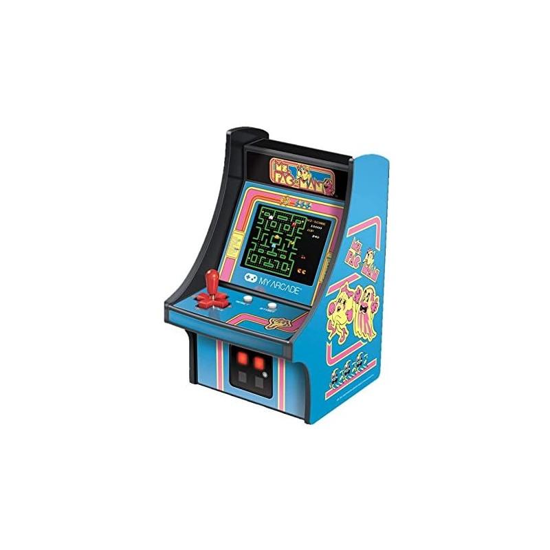Consola Retro Arcade Micro Player Mrs Pac-Man