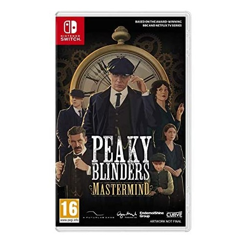 Peaky Blinders Mastermind Nintendo Switch