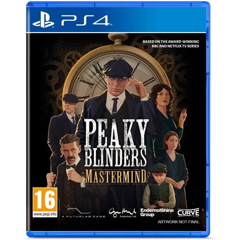 Peaky Blinders Mastermind PS4