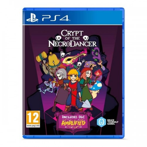 Crypt of The Necrodancer PS4