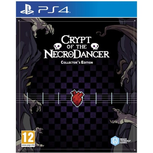 Crypt of the NecroDancer Collector's Edition PS4