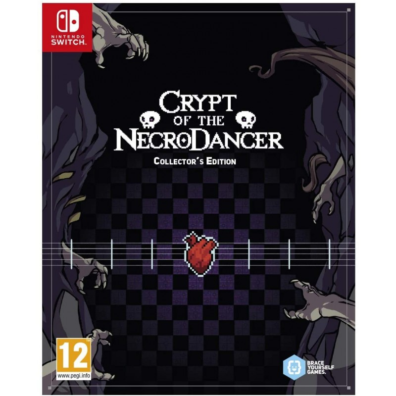 Crypt of The Necrodancer CE Nintendo Switch