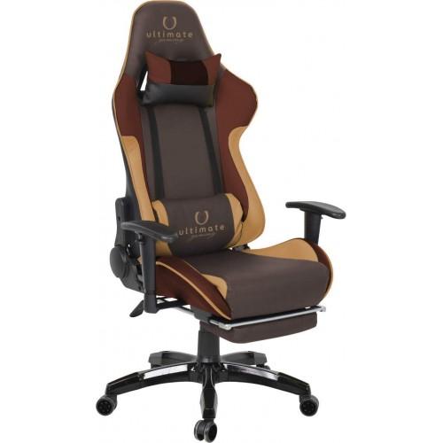 Cadeira Ultimate Gaming Orion Castanho