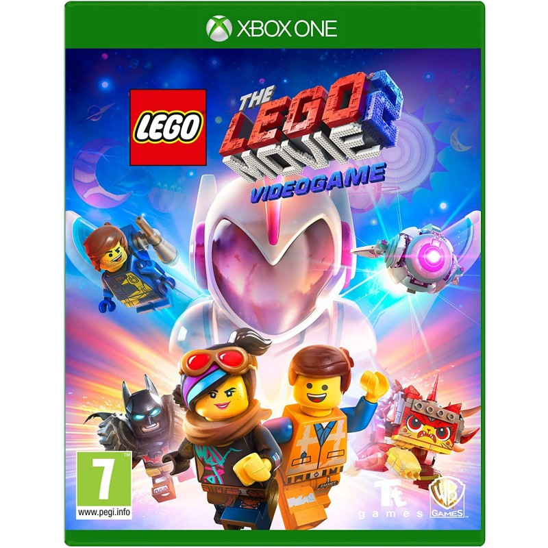 Lego Movie 2 Videogame Xbox One