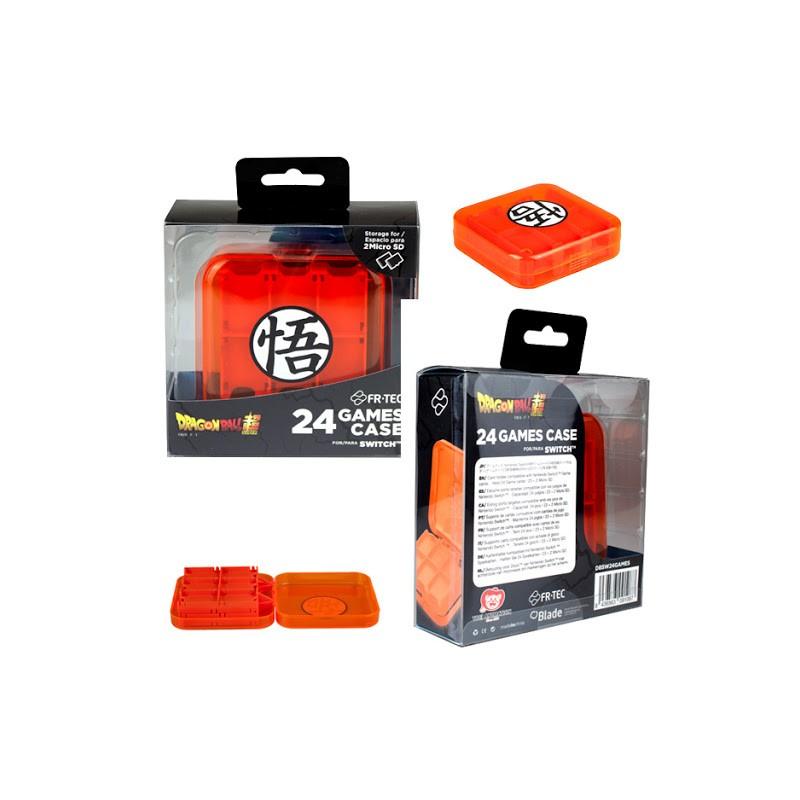 Caixa Armazenamento de Jogos FR-TEC Dragon Ball Super