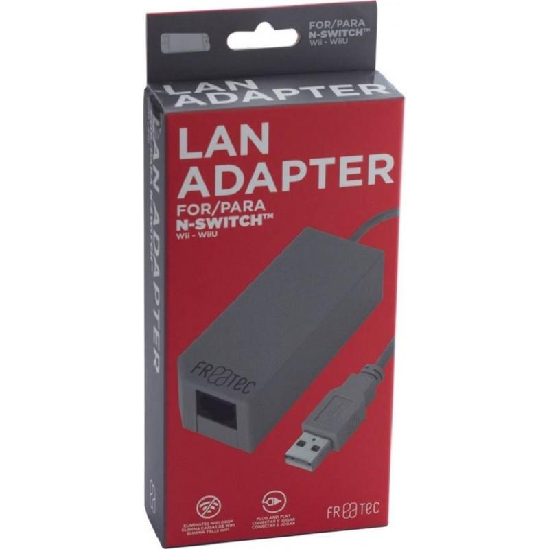 Adaptador FR-TEC Internet Lan (com fios) Nintendo Switch