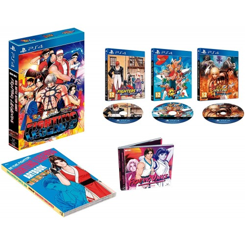 SNK Fighting Legends Collector's Edition