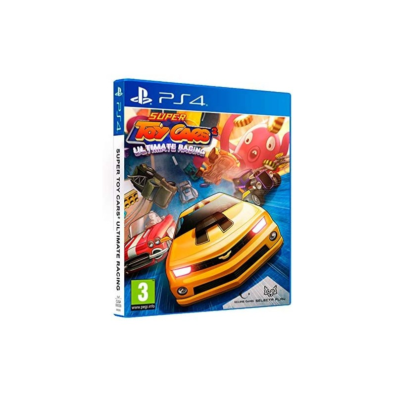 Super Toy Cars 2 Ultimate Racing PS4