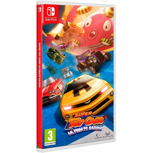 Super Toy Cars 2 Ultimate Racing Nintendo Switch