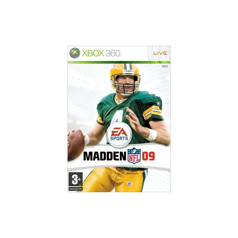 Madden NFL 09 Xbox 360