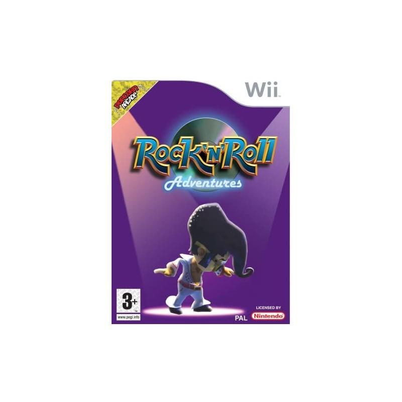 Rock 'n' Roll Adventures Wii