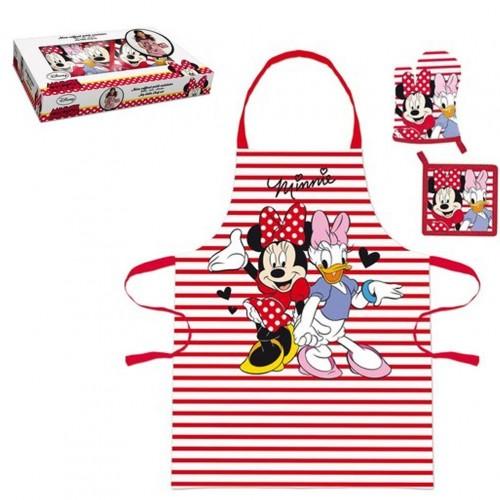 Conjunto Cozinha Criança Disney Minnie