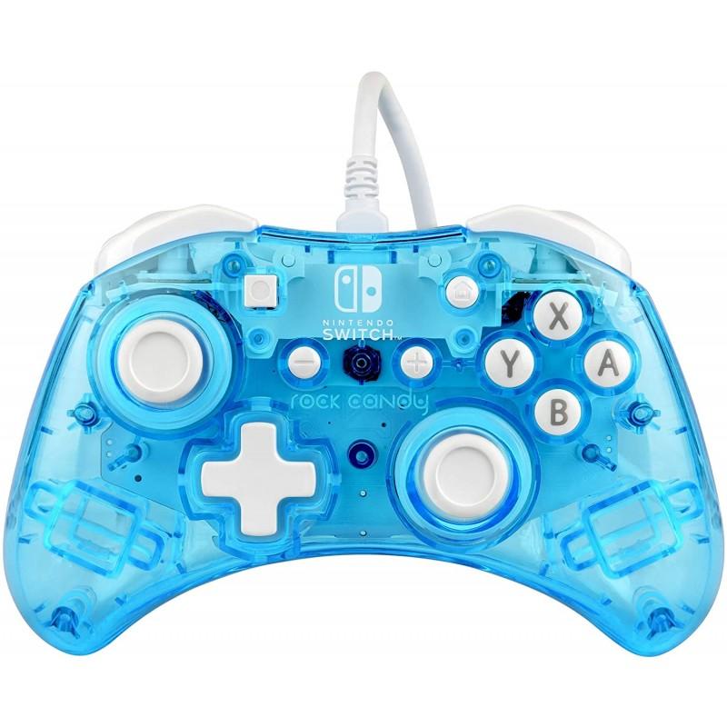 Comando PDP Rock Candy Azul Nintendo Switch (com fios)