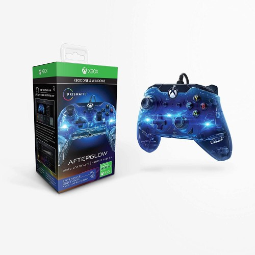 Comando PDP Afterglow Prismtatic Xbox One (com fios)