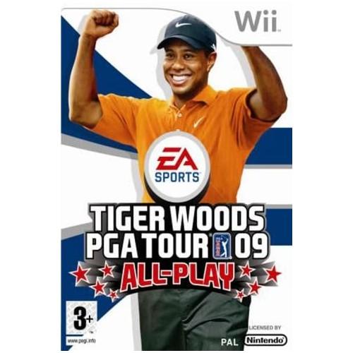 Tiger Wood PGA Tour 09 Wii