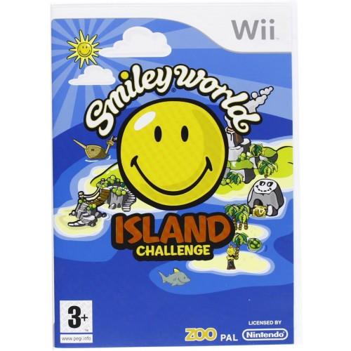 Smiley World Island Challenge Wii