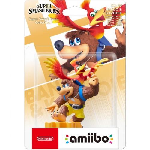 Amiibo Super Smash Bros. Banjo & Kazooie nº85
