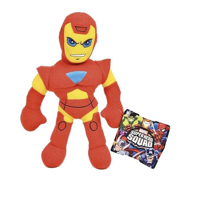 Peluche Marvel Homem de Ferro