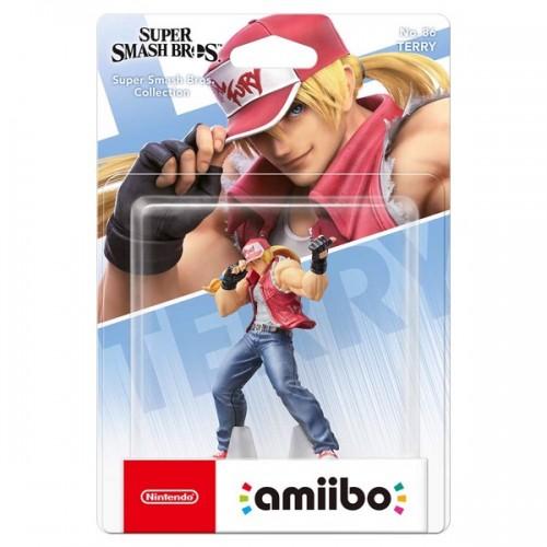 Amiibo Super Smash Bros. Terry Bogard nº86
