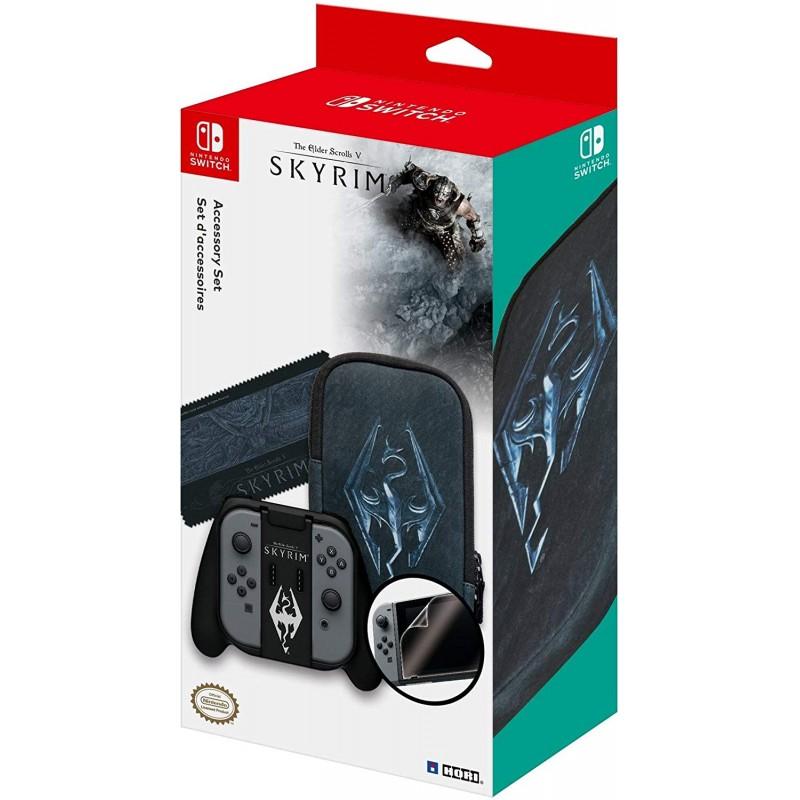 Starter Kit Hori Skyrim Nintendo Switch