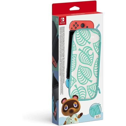 Bolsa Animal Crossing New Horizons + Pelicula Nintendo Switch