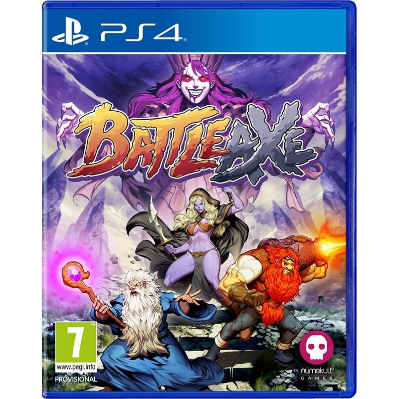 Battle Axe PS4