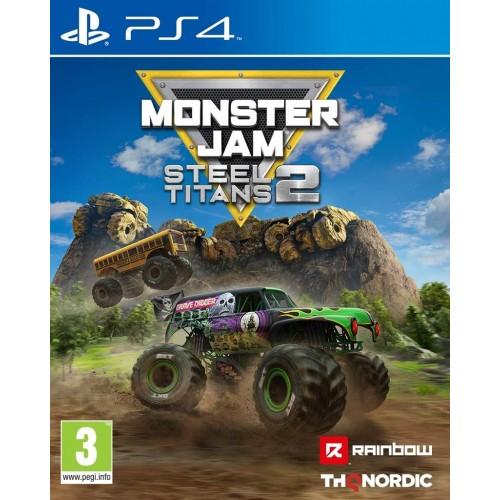 Monster Jam Steel Titans 2 PS4