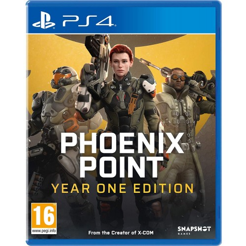 Phoenix Point Year One Edition PS4