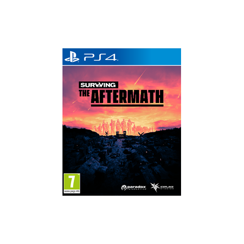 Surviving the Aftermath PS4