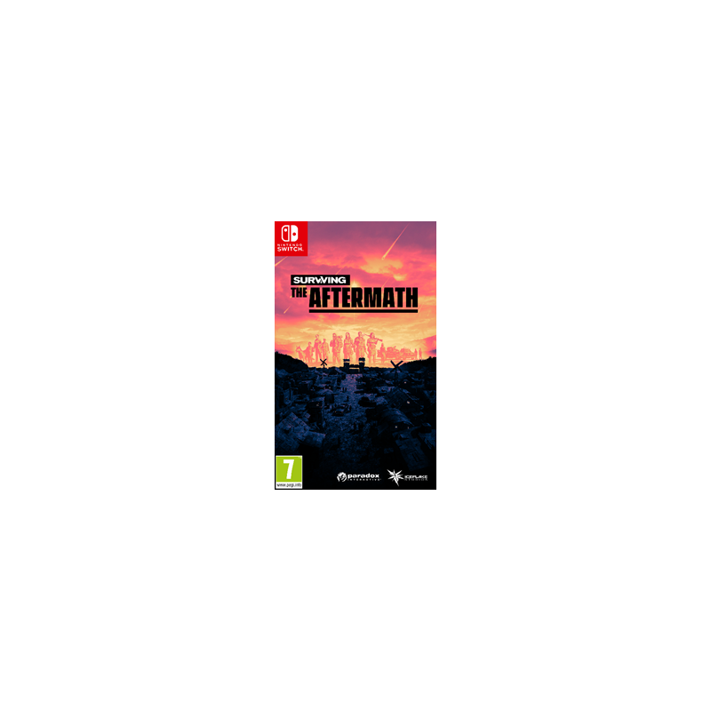 Surviving the Aftermath Nintendo Switch