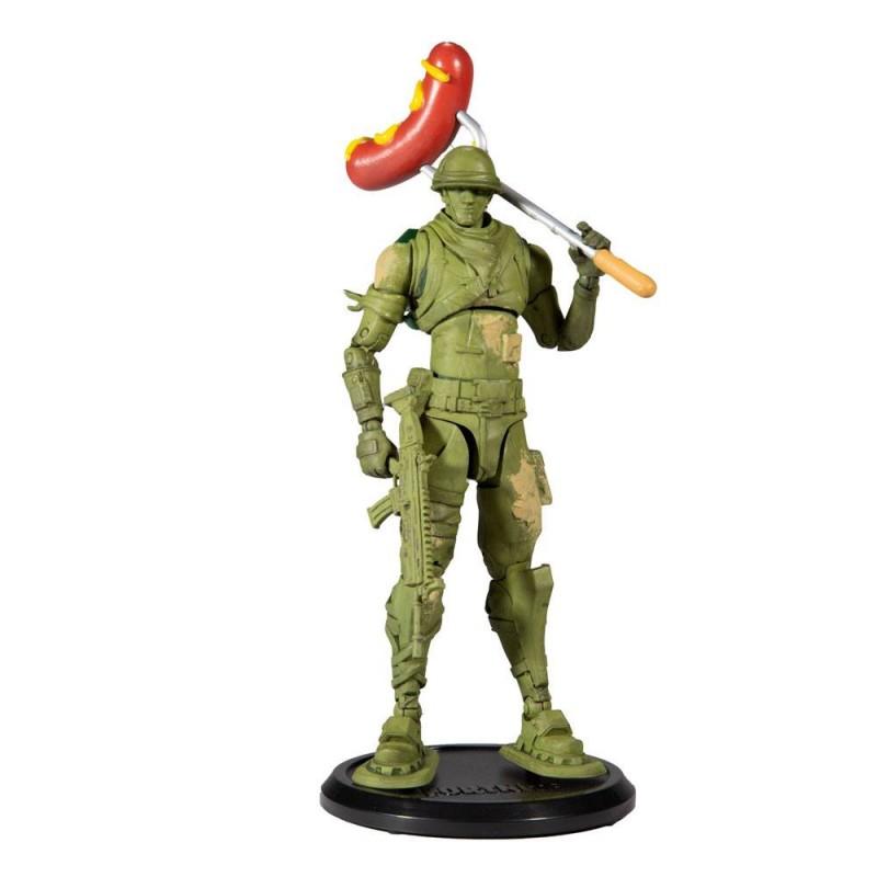 Boneco Fortnite Plastic Patroller 18 cm
