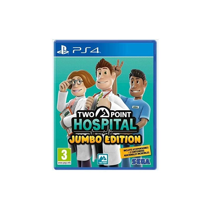 Two Point Hospital Jumbo Edition PS4 (Disponível 05/03/2021)