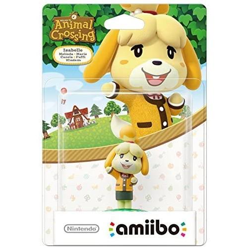 Amiibo Animal Crossing Isabelle Winter
