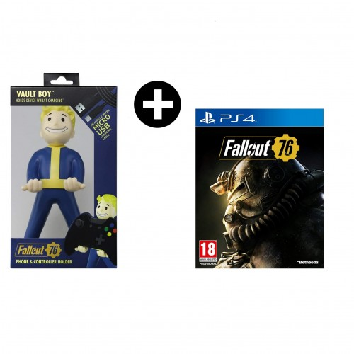 Cable Guy Vault Boy + Fallout 76 PS4