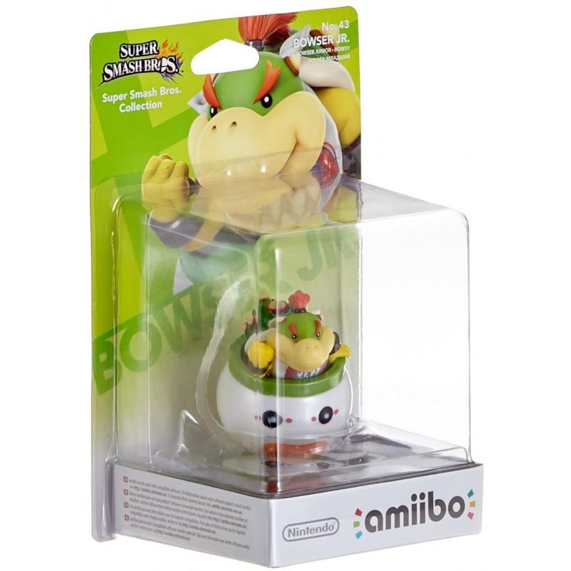 Amiibo Super Smash Bros. Amiibo Super Smash Bros. Bowser Jr. nº43