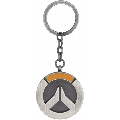 Porta Chaves Overwatch Logo Metalico