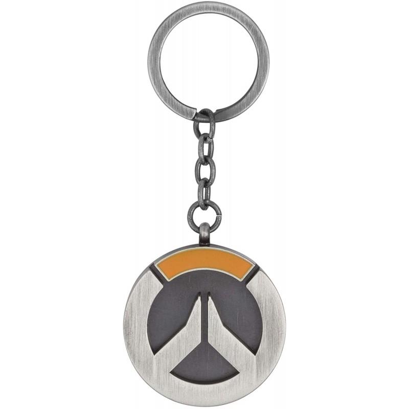Porta Chaves Overwatch Logo Metalico