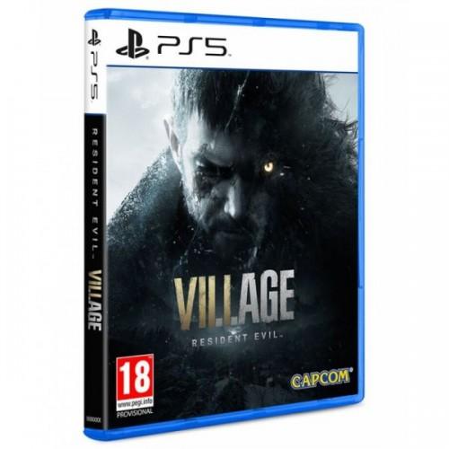 Resident Evil 8 Village PS5 (Disponível 07/05/2021)