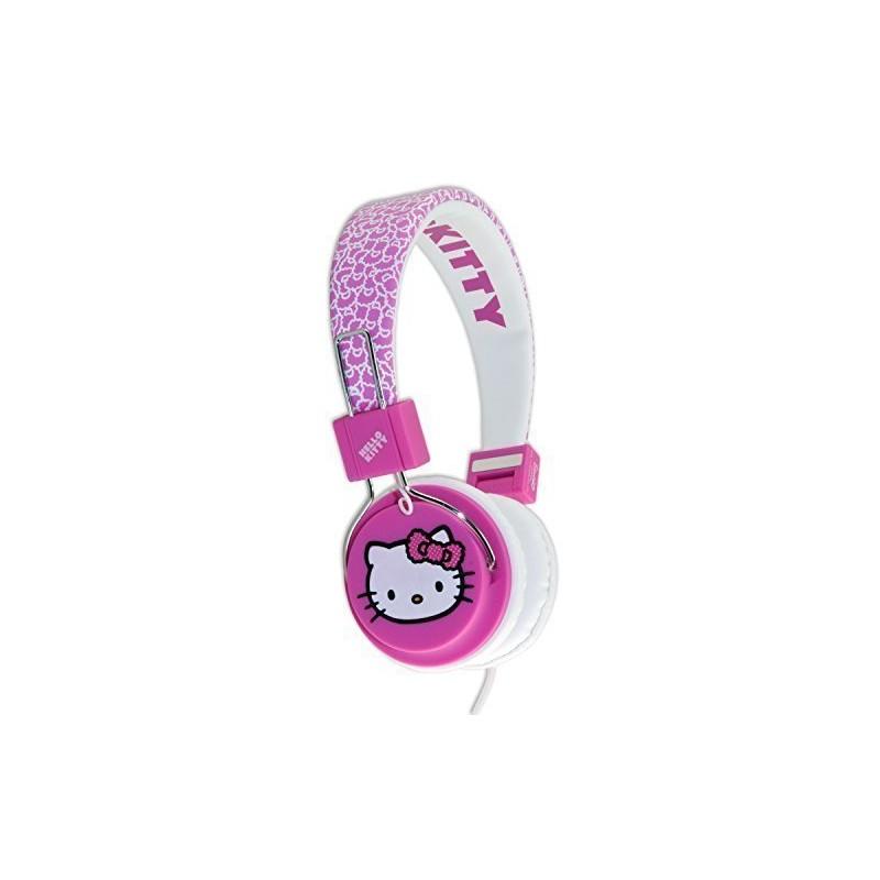 Auscultador OTL Hello Kitty Fuzzy Bow